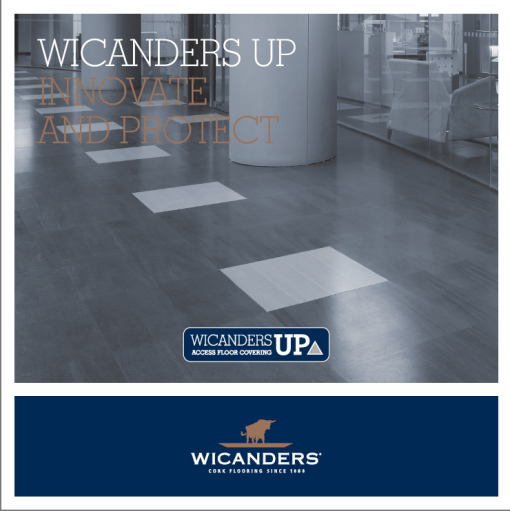 Wicanders UP Access Floor Covering